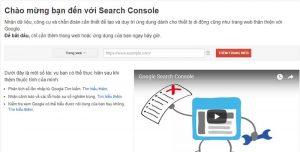 hướng dẫn sử dụng webmaster tool, huong dan su dung webmaster tool