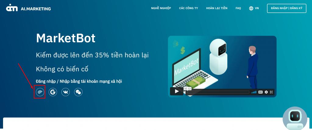 đăng ký AI Marketing